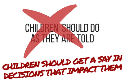 PARENT ALLIES - changing perceptions on childhood